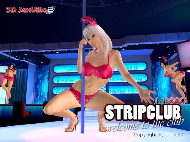 3d sex stripclub